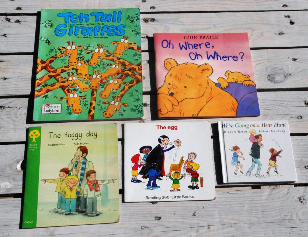 Anglojęzyczne książeczki. Jakie wybrać? Gdzie szukać?