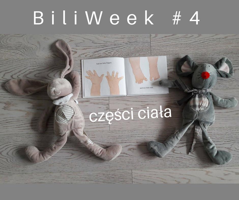 BiliWeek #4 – części ciała