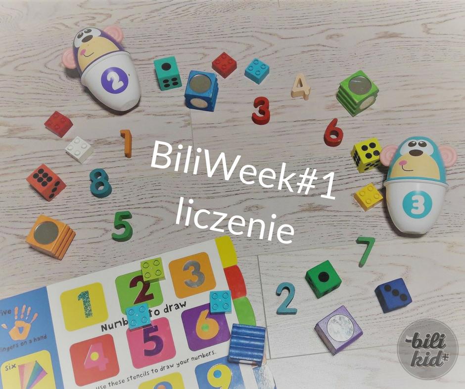 BiliWeek #1- liczenie