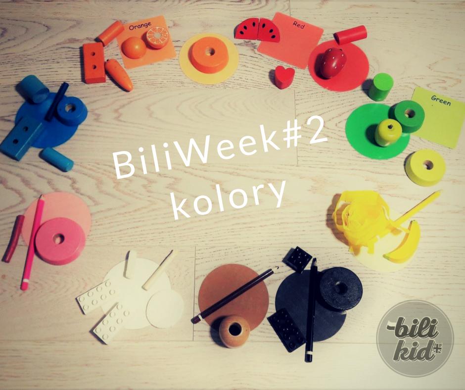 BiliWeek #2 – kolory