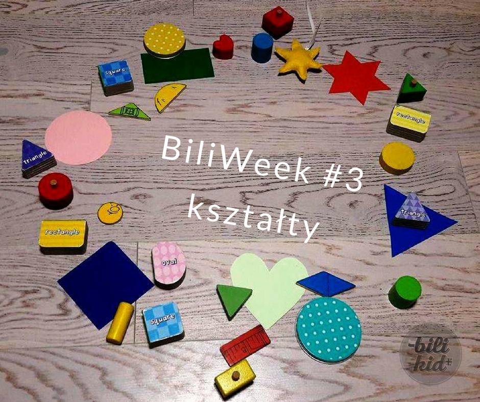 BiliWeek #3 – kształty