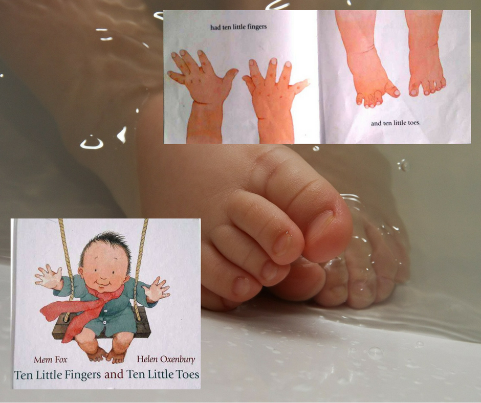 "Znacie książkę ""Ten little fingers and ten little toes""? /BiliWeek #9/"