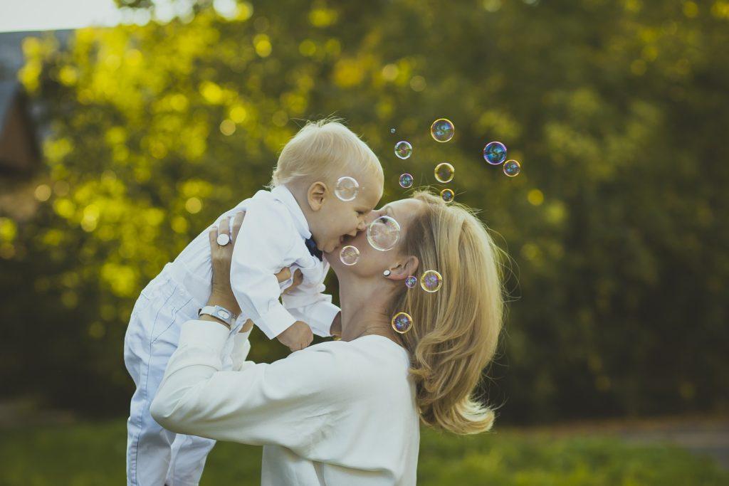 Jak po angielsku wyrwać się z małym dzieckiem z domu?