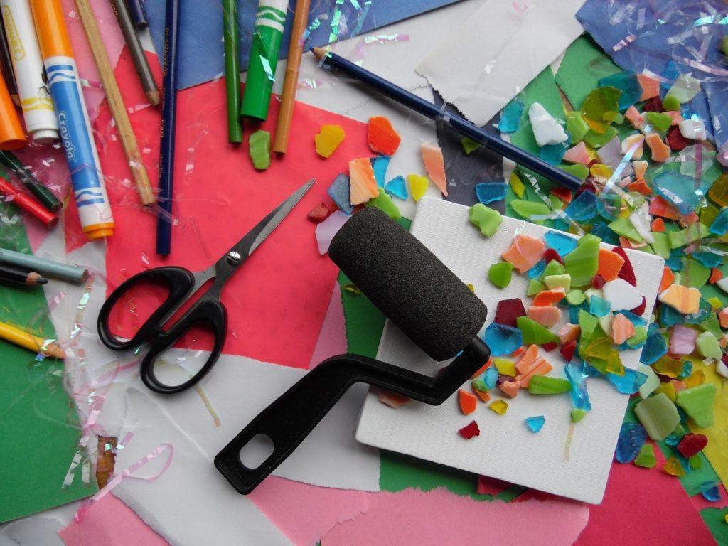 Angielski ze śmietnika, czyli o kolorowych śmieciach w nauce angielskiego #recycling