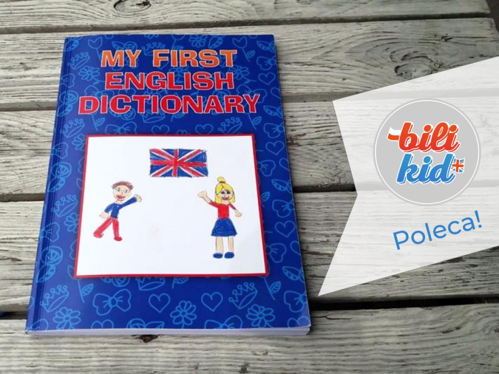 Słownik ilustrowany obrazkami Twojego dziecka!