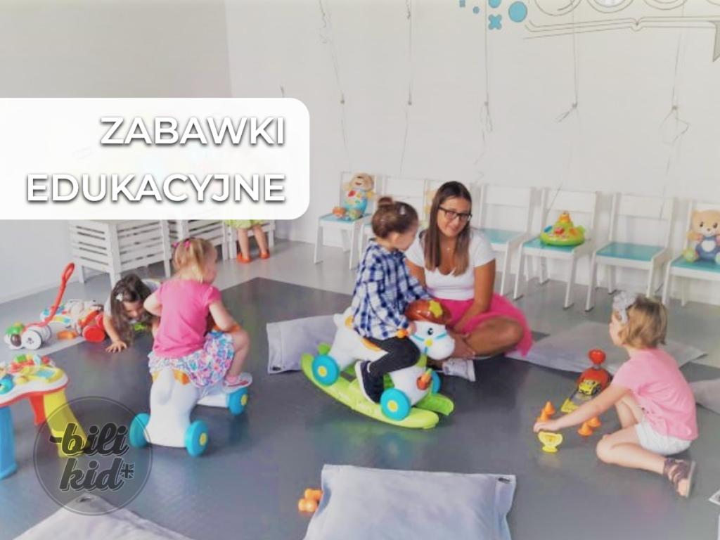Interaktywne zabawki edukacyjne w nauczaniu języka angielskiego