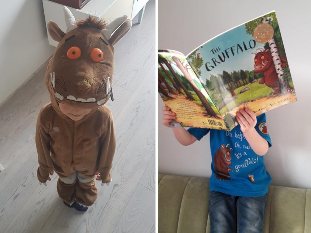 """""""The Gruffalo"""" Straszna czy zabawna książka dla dzieci?"""