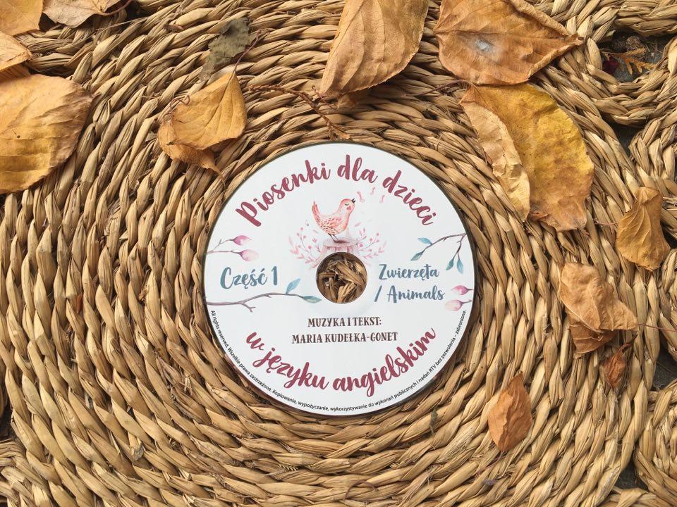 Piękne piosenki dla dzieci w języku angielskim
