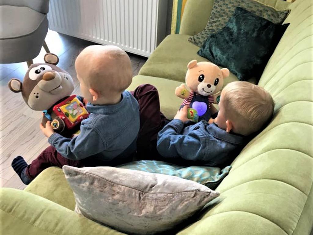 Towarzysz anglojęzycznych zabaw, czyli o językowych zabawkach interaktywnych