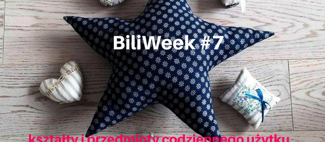 BiliWeek #7