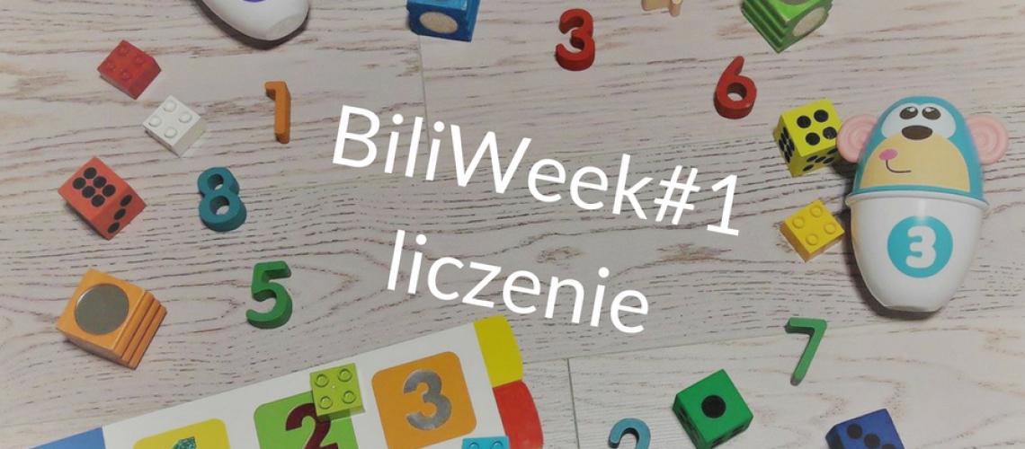 BiliWeek#1 -liczenie